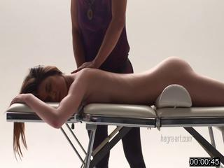 [Hegre-Art] Victoria - Brazilian Beauty Massage