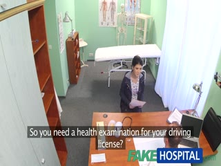Fakehospital - Poor girl bitch dont have money to examination