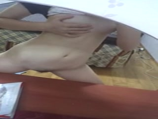 Korean Teen Masturbation On cam