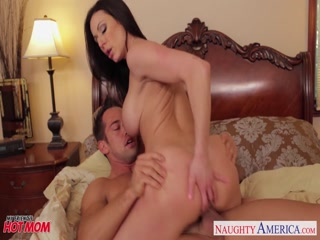Lustful married woman fucking new guy