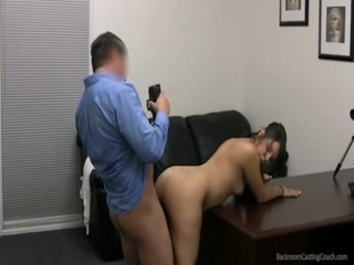 Amateur Slut Getting Pounded At The Casting Couch
