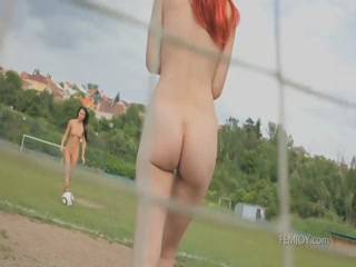 Femjoy presents Nude beauty outdoors compilation